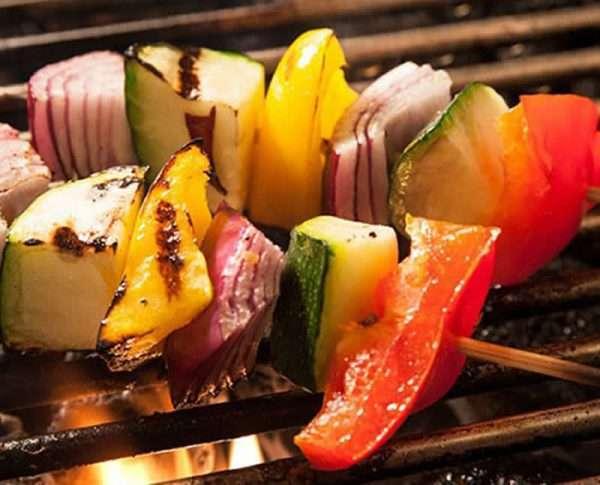 BBarbecuepakket vegetarisch