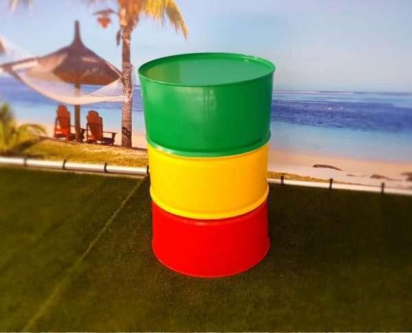 Olievat statafel jamaica
