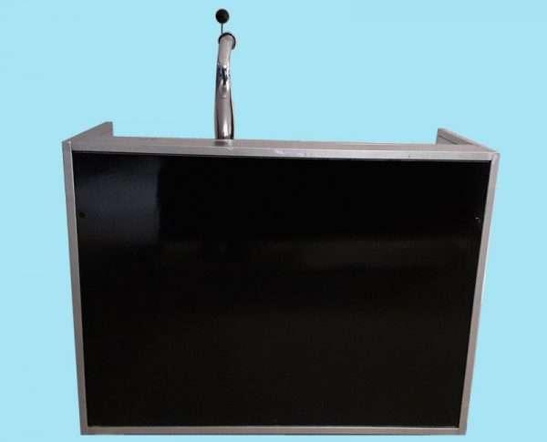 Mobiele bar 125 cm tapinstallatie