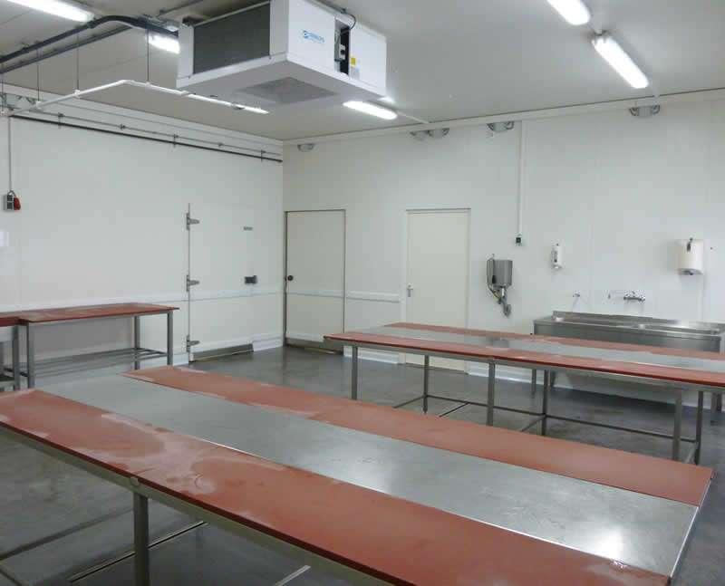 Voorbereidingsruimte